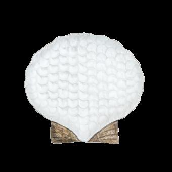 Mangoschalen Seashell, 2er Set
