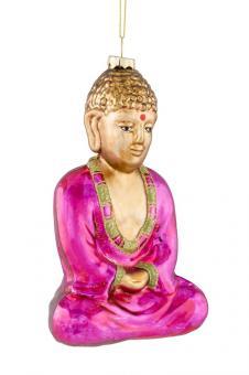 Hänger Buddha pink