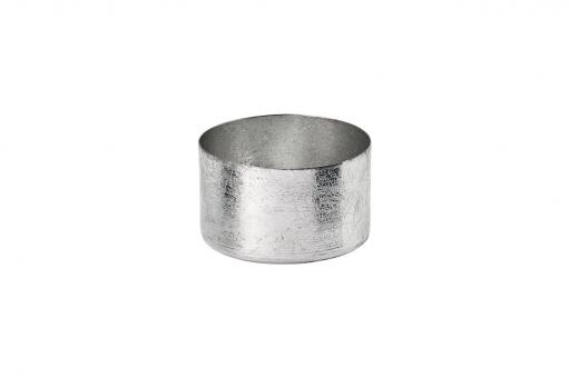 Windlicht Chennai, Farbe Silber