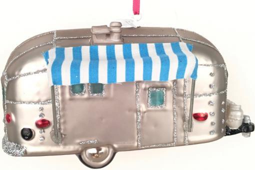 Hänger Food Truck, silber