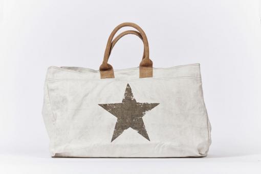 Große Tasche mit Stern