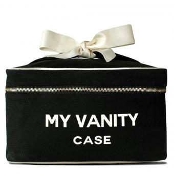 Beauty Box, groß, Farbe Schwarz