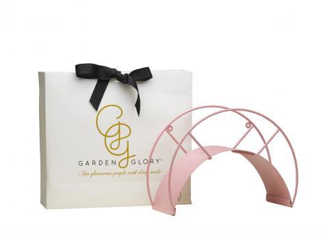 Wandhalterung für Gartenschlauch von Garden Glory® Farbe Rusty Rosé