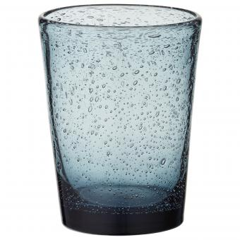 Wasserglas Agine blau