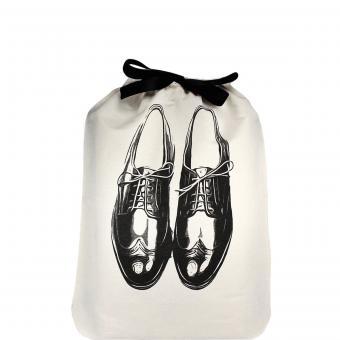 Schuhsäckchen für Herrenschuhe
