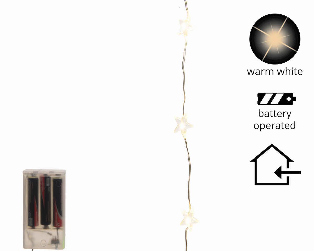 mikro led lichter sterne batteriebetrieben online kaufen. Black Bedroom Furniture Sets. Home Design Ideas