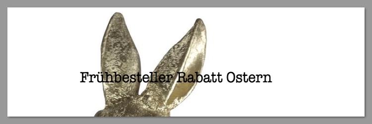 Frühbesteller Rabatt Ostern