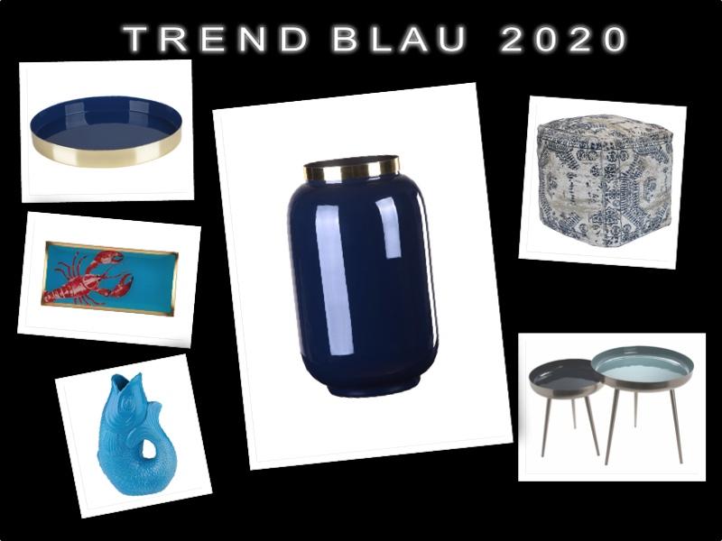 Trend Blau